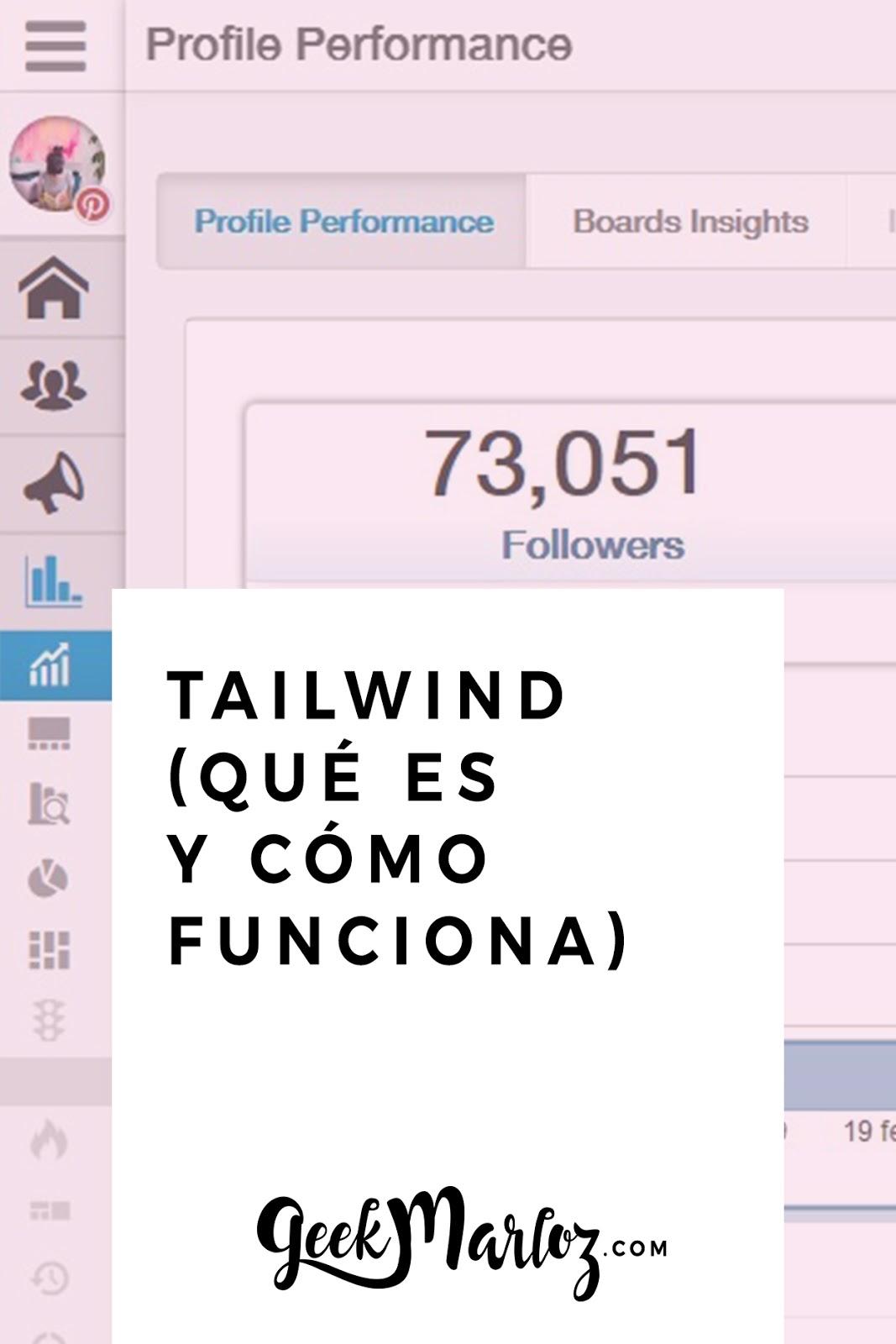 Tailwind (qué es y cómo funciona)
