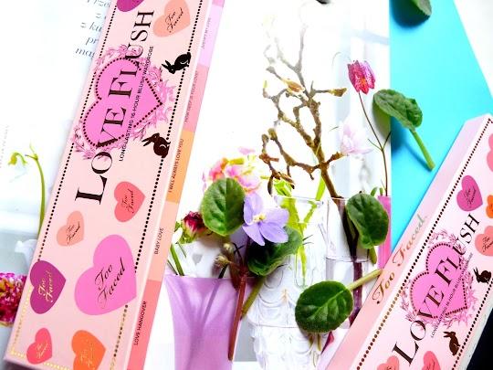 Too Faced Love Flush Blush Set