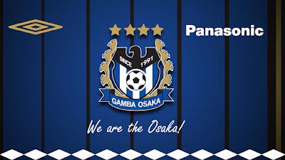 Senarai Penuh Pemain Gamba Osaka J League 2017