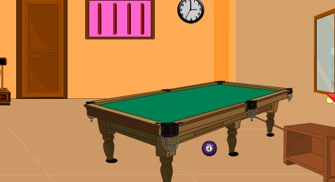 Games4Escape Snooker Play…