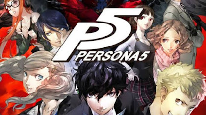 Persona 5 The Animation Episódio 1 -