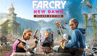 تحميل لعبه Far Cry New Dawn Incl All DLCs للكمبيوتر برابط تحميل مباشر  مجانا