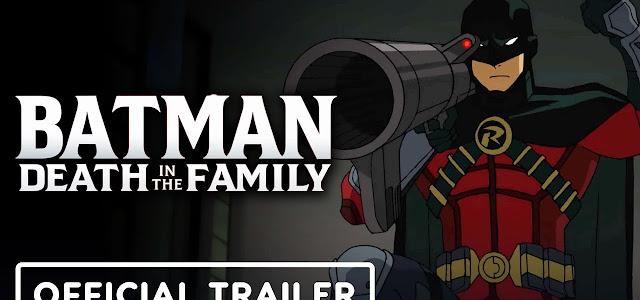 DC divulga trailer de 'Batman: Death In The Family'; Animação será interativa