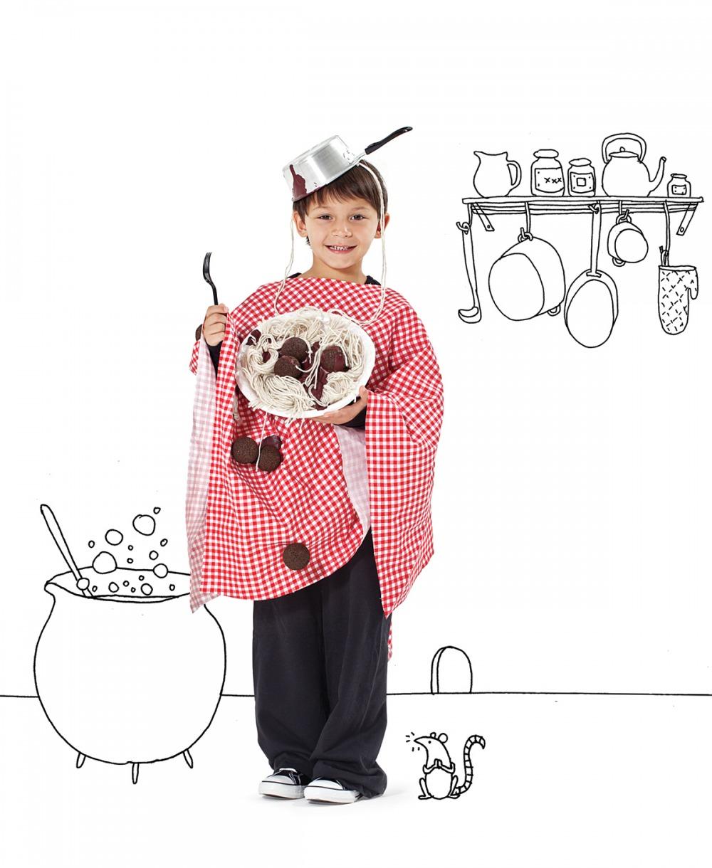 Last Minute Easy Homemade DIY Halloween Costumes For Kids