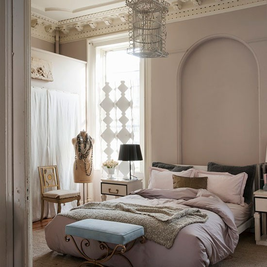 De estilo rom ntico a ecl ctico un apartamento en ny for Living estilo romantico