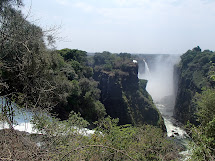 Qaminante Victoria Falls Zimbabwe Dry Season