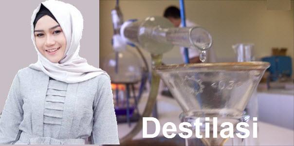 Proses Destilasi