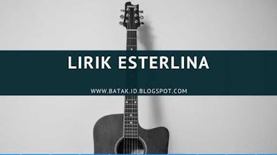Lirik Esterlina