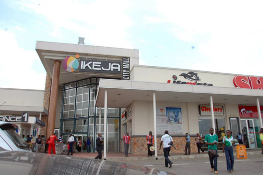 Ikeja City Mall Lagos