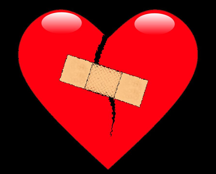 Palabras De Aliento Para Un Corazón Roto