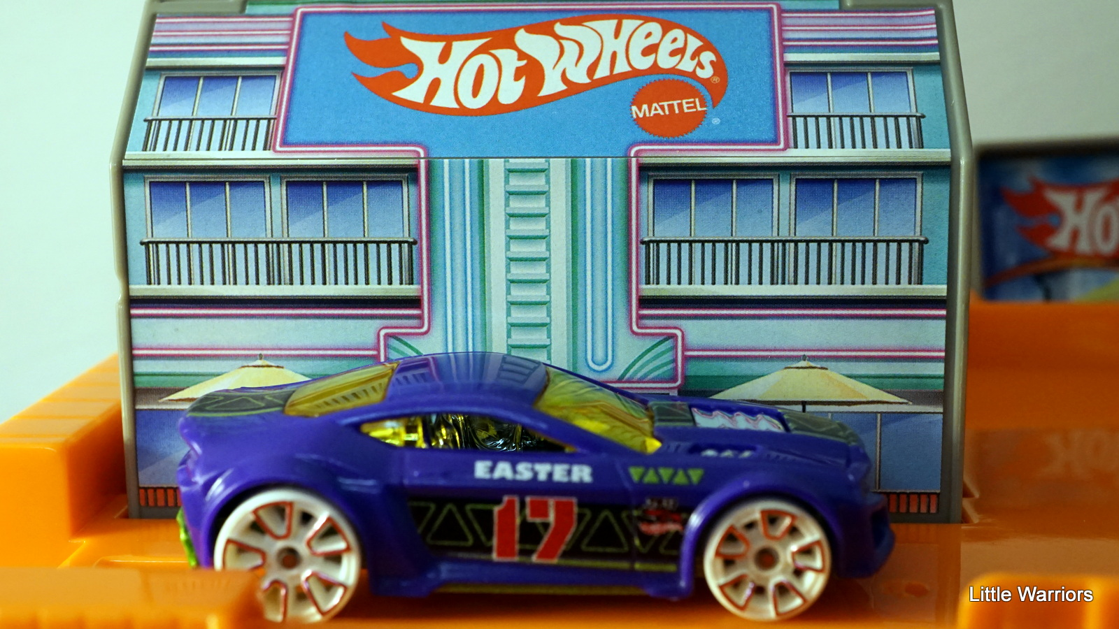 Little Warriors Happy Easter Hot Wheels Easter Cars 1