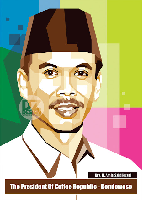 SKINTONE Drs. H. Amin Said Husni (Bupati Bondowoso, Jawa Timur)