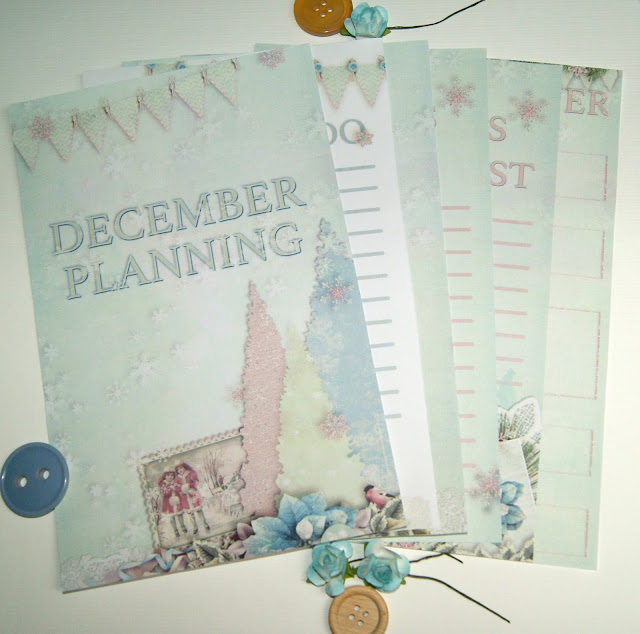 tot free planner inserts