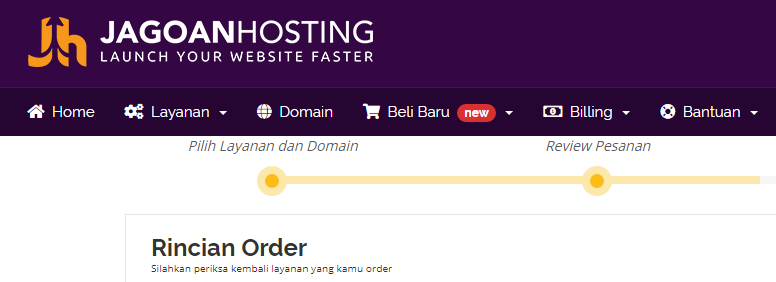 Domain TLD Jagoan Hosting