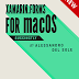 Xamarin.Forms for macOS Succinctly -  Author  Alessandro del Sole - Published on 13 March 2018   - Published by Syncfusion