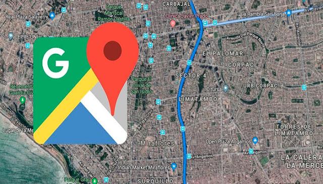 كيفية استخراج الاحداثيات من خرائط جوجل How to discover your localisation informations Google Maps