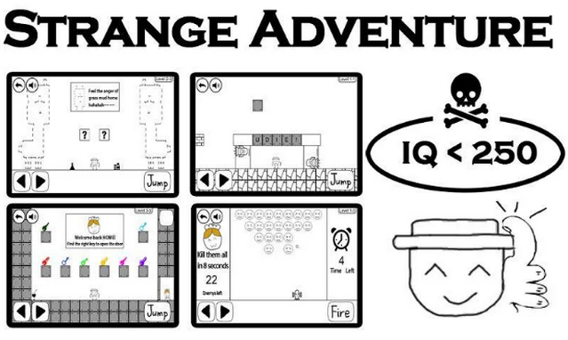Download Strange Adventure Apk Game For Android