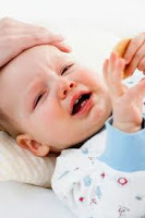 Cara ubat anak demam panas, cara rawat sawan tarik