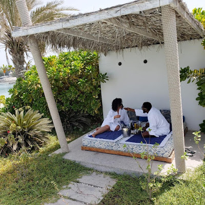 Photos Dbanj&wife,Tuface and wife enjoy joint vacation in Dubai