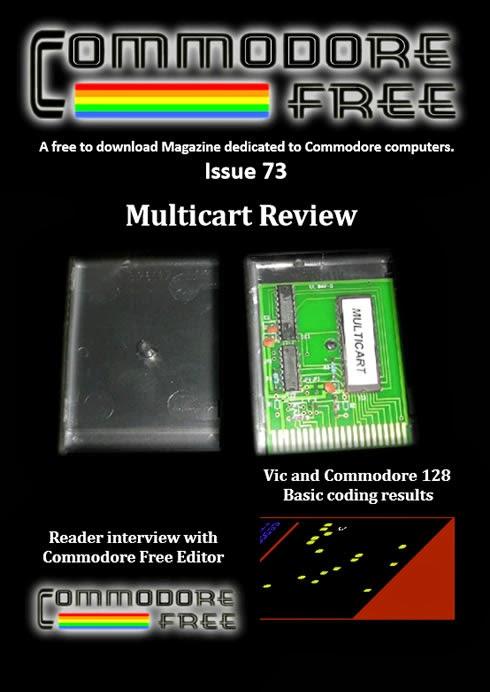 Commodore Free Magazine | Retroinvaders