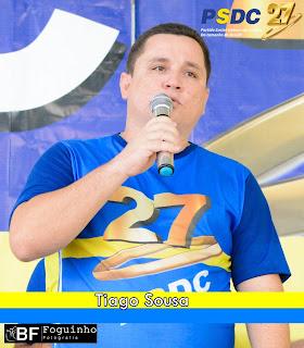 Tiago Sousa é eleito o novo presidente da Câmara Municipal de Mata Roma.
