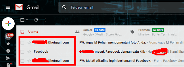 Cara Auto Redirect Atau Forward Email Dari Outlook ke Gmail