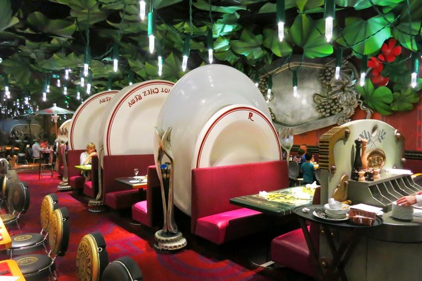 Restaurante Bistrot Che Rémy2
