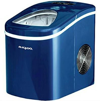 Igloo Ice Maker - Portable Kitchen Countertop Machine
