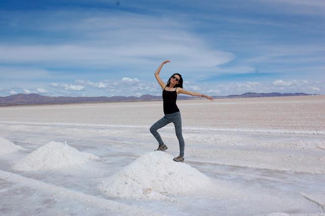 Bolivia salt