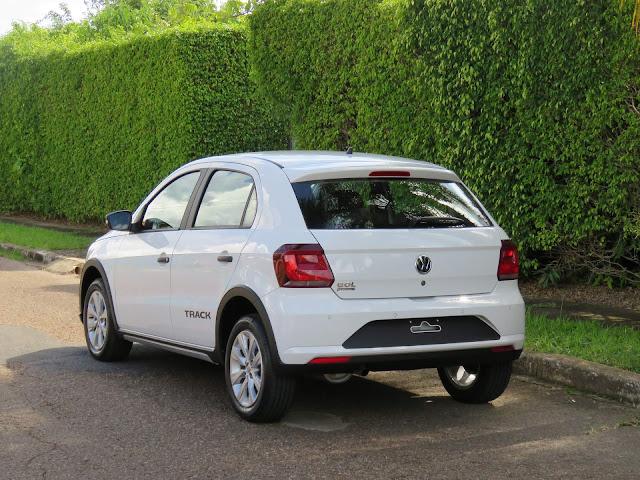 VW Gol Track 2018