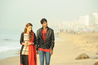 Dhanraj and Diksha Panth starring Banthi Poola Janaki Movie Stills