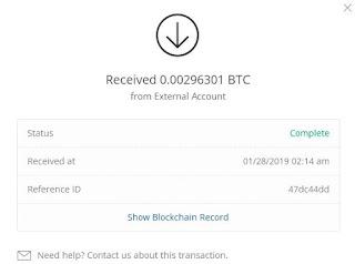 Wad Ojooo payment proof