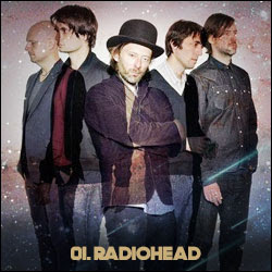 The 24 Greatest Bands In The World Right Now: 01. Radiohead