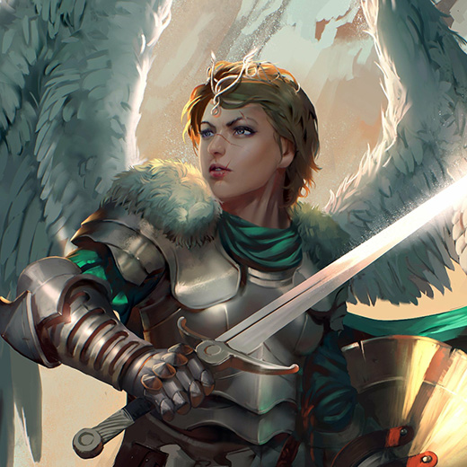 Guardian Angel Wallpaper Engine