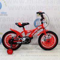 Sepeda Anak Golden Force 16 Inci