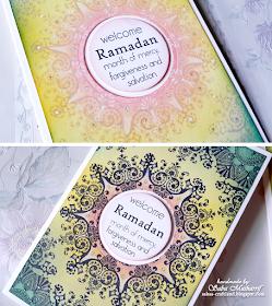 Ramadan , Altenew , Kaisercraft