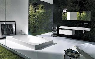contoh desain kamar mandi sederhana