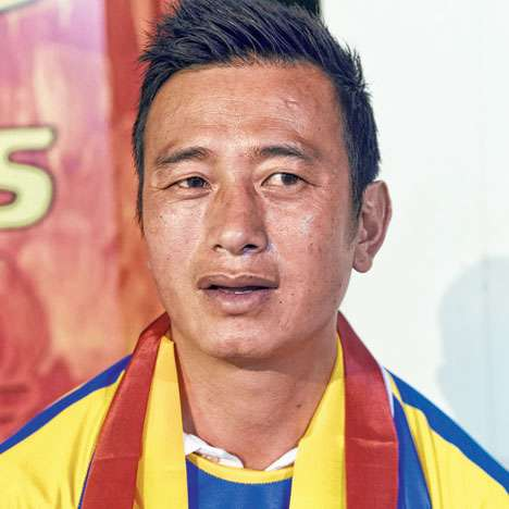 Bhaichung to launch Hamro Sikkim Party on May 31