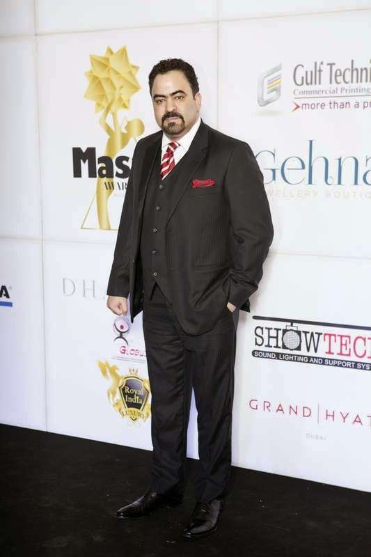 Pawan Kachroo, Masala! Awards 2014 Photo Gallery