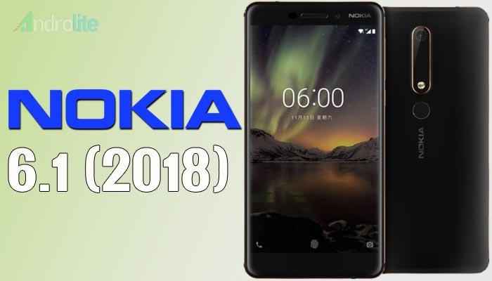 Harga Nokia 6.1 (2018)