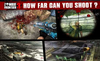 Download Zombie Frontier 3 Mod Apk Full Unlocked