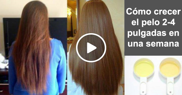 How To Grow 2-4 Inch Hair Within A Week!