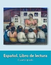 Libro de texto  Español Lecturas Cuarto grado 2020-2021