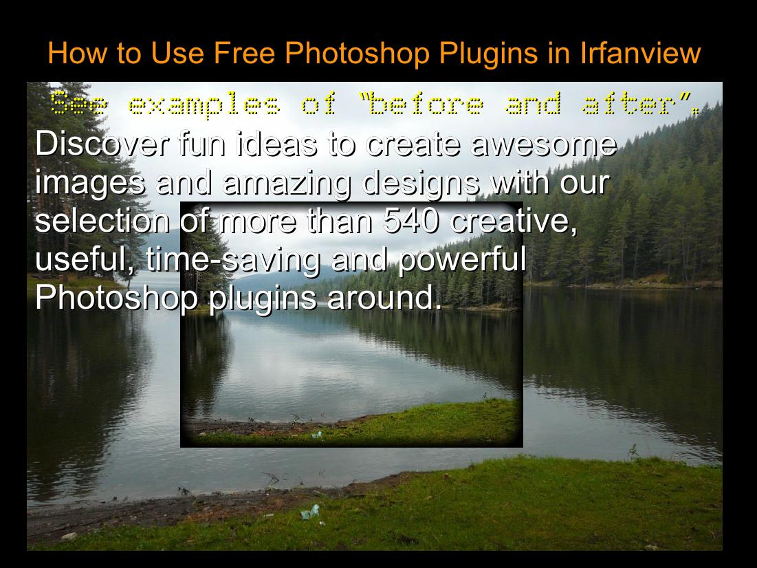 Photoshop Software Libre Photoshop Compatible Plugins Freeware Free Download