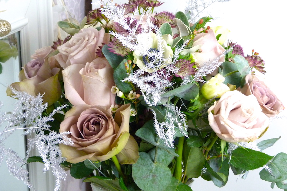 an image of Bloom and Wild Winter Dream bouquet review