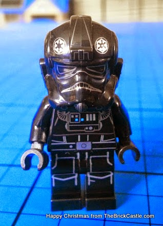 The LEGO Star Wars Advent Calendar Day 11 fighter pilot