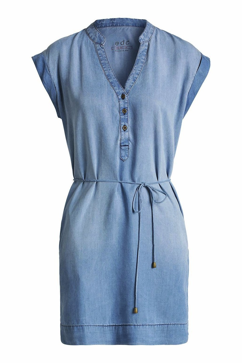 robe denim ESPRIT