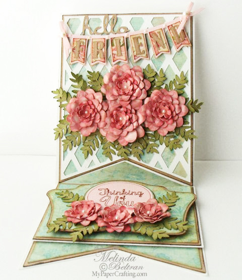DCWV Primrose Stack Project Idea Easel Card