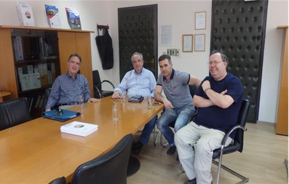 Επίσκεψη του Ελληνο-Τσεχικού Επιμελητηρίου στο ΚΔΕΠ της ΔΕΗ