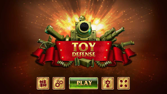 Toy defense Apk 1